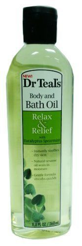 Dr. Teal's Bath Additive Eucalyptus Oil, 8.8 Ounce * CHECK OUT MORE INFO @: http://www.passion-4fashion.com/beauty/dr-teals-bath-additive-eucalyptus-oil-8-8-ounce/