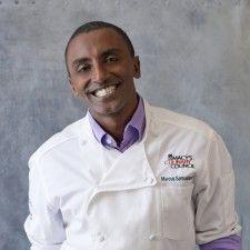 Top Chef Masters Winner Marcus Samuelsson Visits 2/2 @macys @culinarycouncil