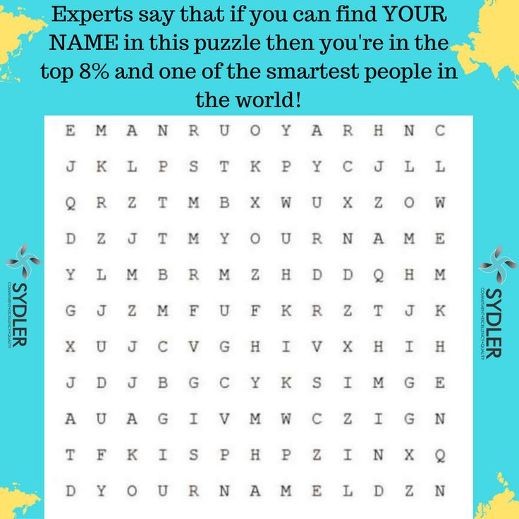 #Puzzle from sydlerindia