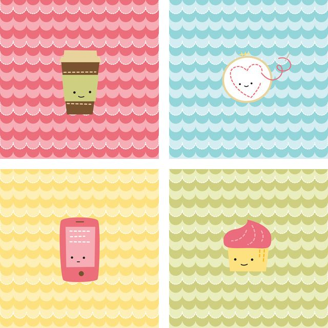 Blog Buddies Wallpapers by wildolive, via Flickr