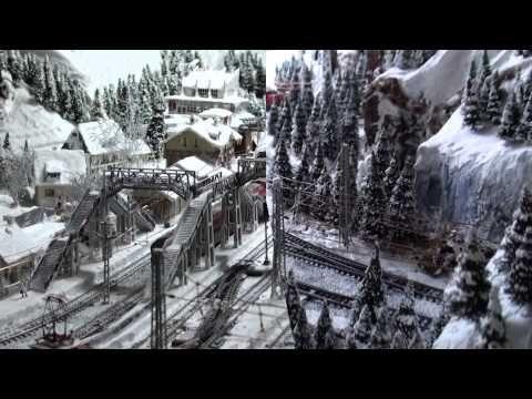 Eine bezaubernde Märklin Modelleisenbahn Anlage (6): Märklin Modelleisenbahn Anlage