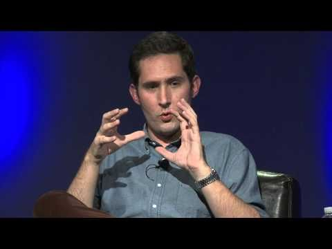 PandoMonthly: Fireside Chat With Instagram Founder Kevin Systrom
