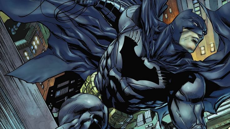 This is interesting because I found some information on the history of batman. N.N