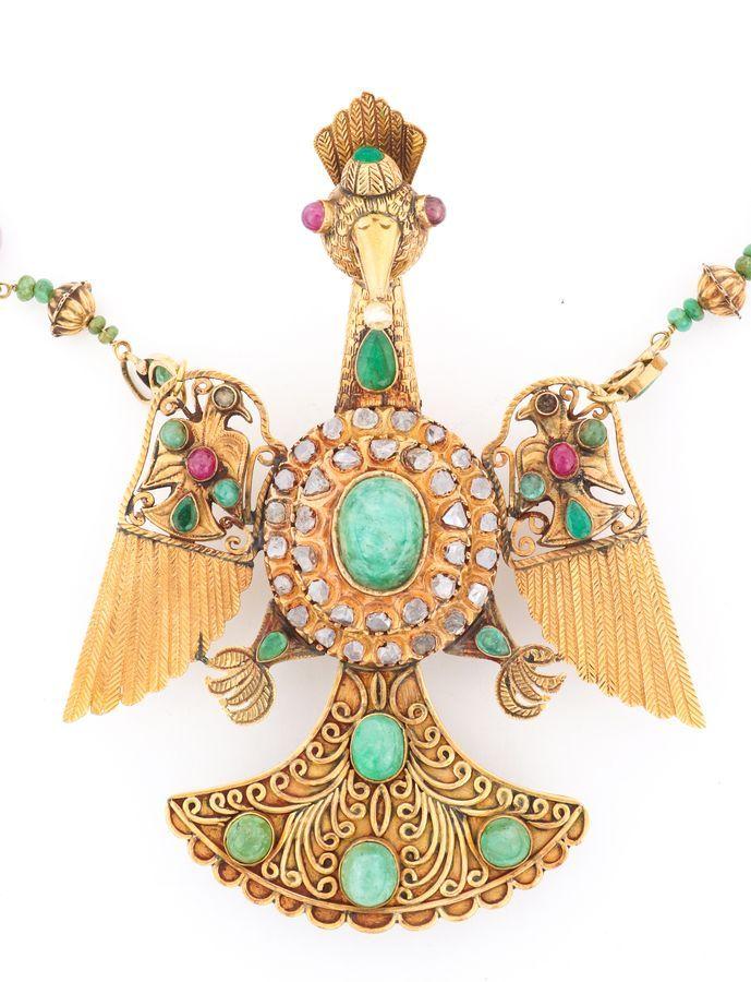 Moroccan Necklace Serdouk In 2020 Moroccan Necklace Charm Bracelet Necklace