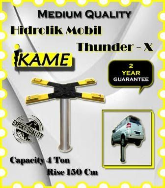 Hidrolik Cuci Mobil Thunder-X