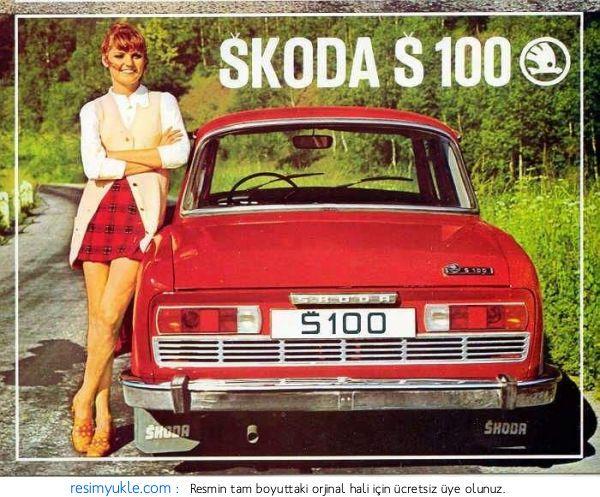 Skoda S100 #Skoda