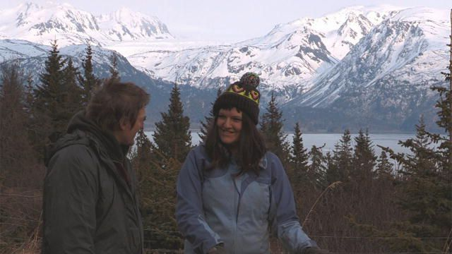 Atz Lee and Jane Kilcher Alaska: The Last Frontier : Discovery Channel