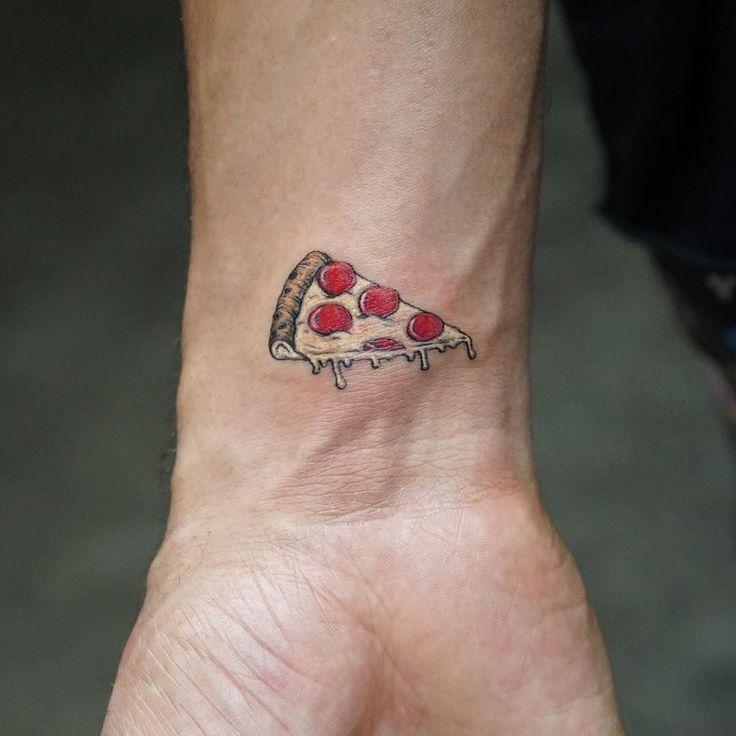 тату фото пицца течение полувека