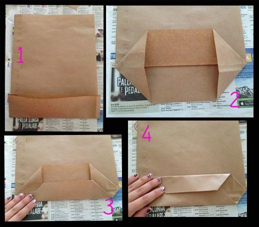 Ciao a tutti!  Oggi sono qui per riproporvi il sacchetto/pacchetto regalo fatto a mano  per impacchettare originalmente i vostri regali.   H...