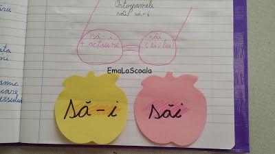 Grammar, vocabulary, Ortogramele la ochelari