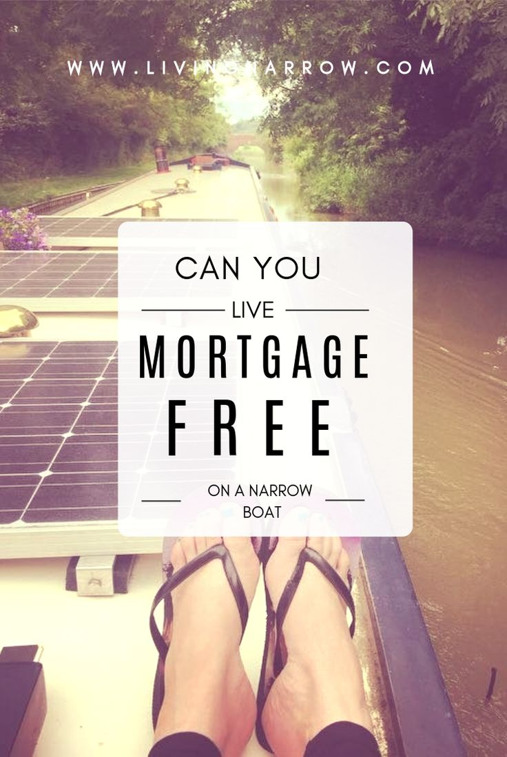 Is it possible to live anywhere mortgage free? Can a Narrow Boat be the answer?