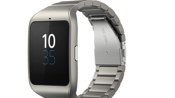 Sony goes after the Apple Watch with steel SmartWatch 3 | Rubber out, metal in – plus Sony unveils crazy prototype headgear for your specs Buying advice from the leading technology site