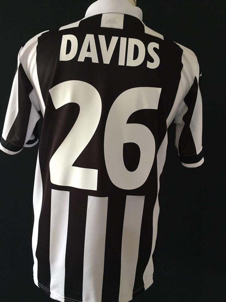 1999/00 Juventus Home Shirt (DAVIDS #26 | Lega Calcio Patches)