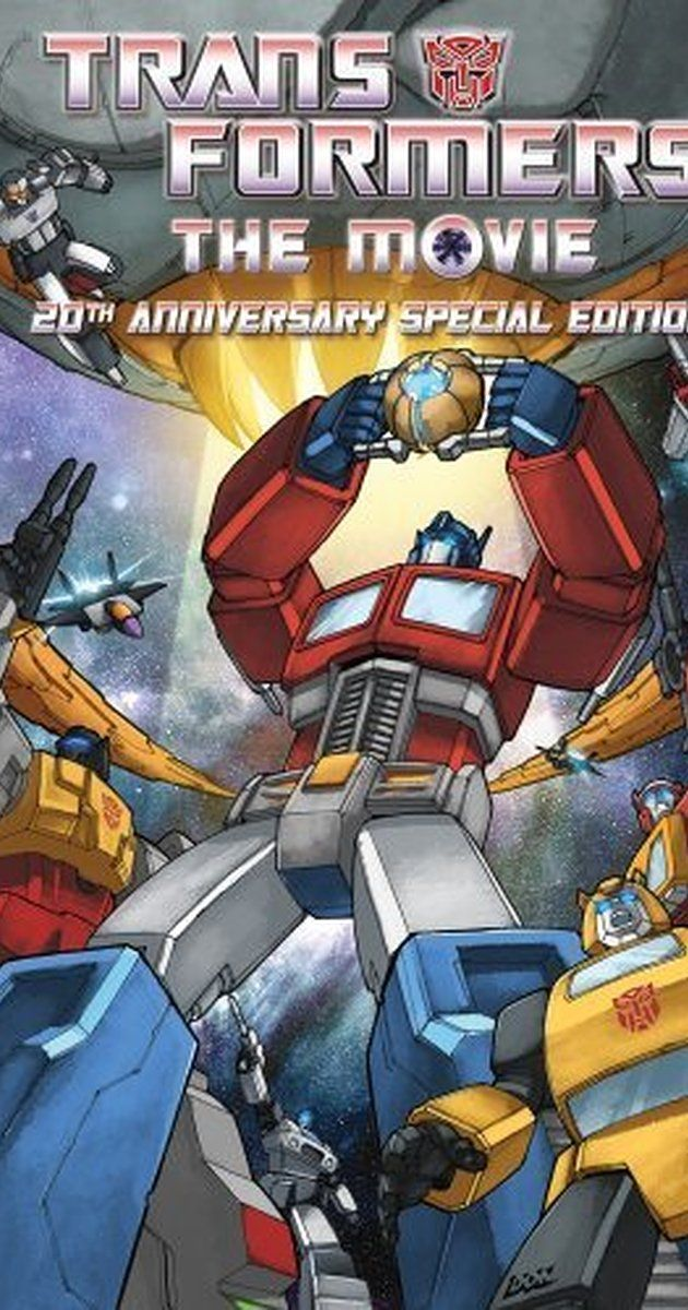 I own this one! Transformers, Robotech, and Voltron were some of my favorite series.