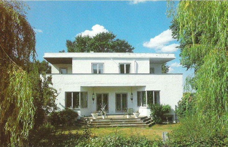 Funkis villa, Hasseris Villaby, Aalborg. Niels Sørensen (ca. 1933)