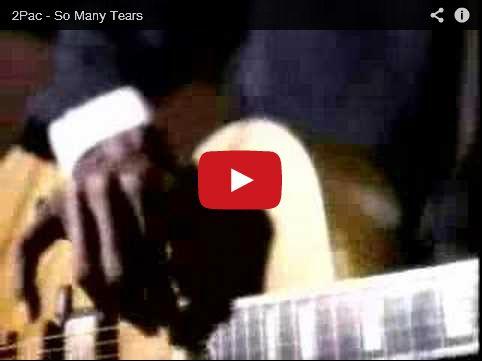 Watch: 2Pac - So Many Tears See lyrics here: http://2-paclyrics.blogspot.com/2009/12/so-many-tears-tupac.html #lyricsdome