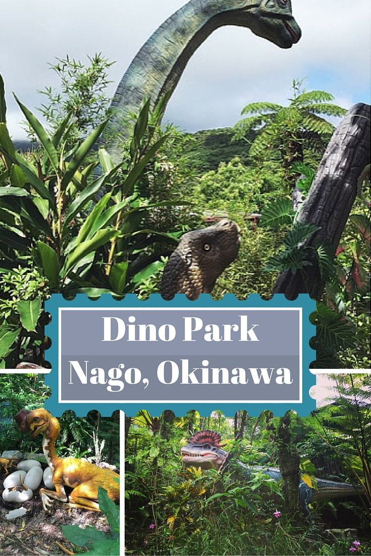 Sea Change Okinawa: Dino Park Nago                                                                                                                                                                                 More