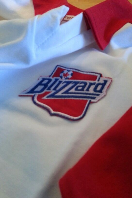 Toffs Retro Blizzard Jersey