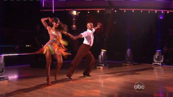 Dancing With The Stars Season 13 Fall 2011 JR Martinez and Karina Smirnoff