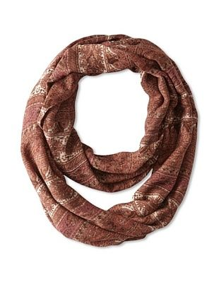 73% OFF Theodora & Callum Women's Banff Infinity Scarf, Taupe Multi, One Size