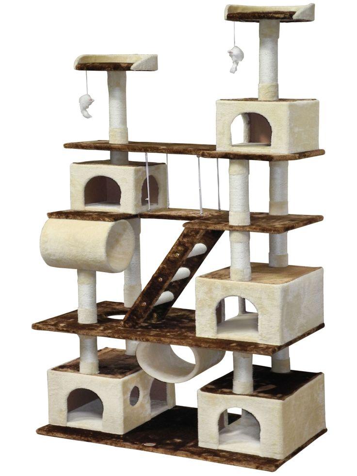 Park Art My WordPress Blog_Maine Coon Cat Tree 2020