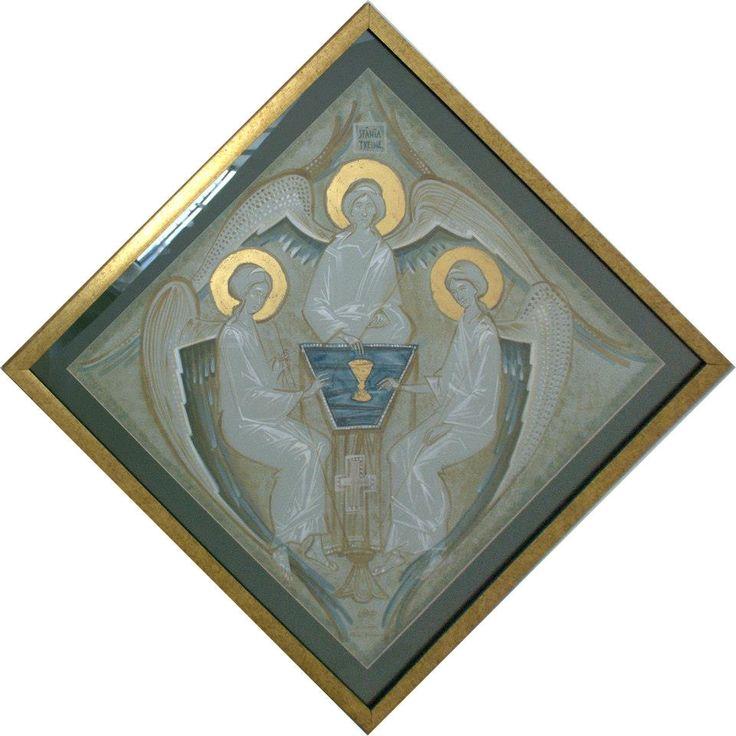 Holy Trinity - Elena Murariu — Rumunia