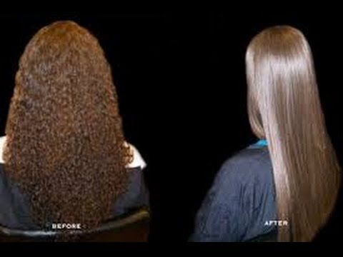 Tips  Meluruskan Rambut Keriting Secara Alami Tanpa Rebonding Dan Permanen