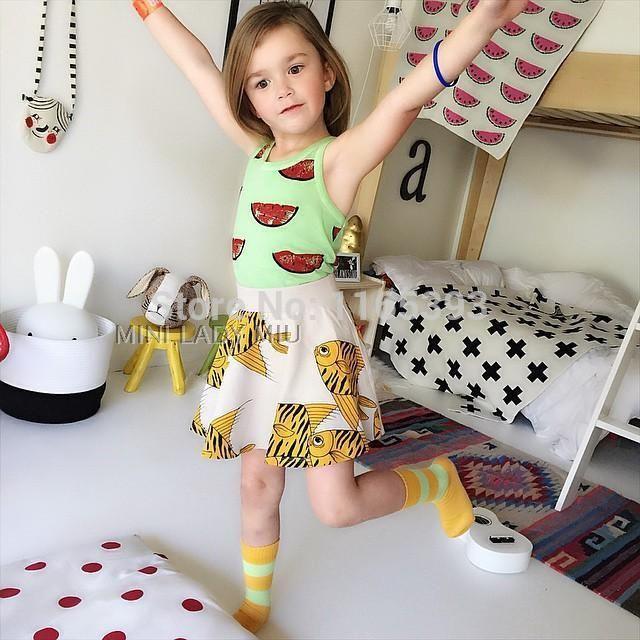 KIKIKIDS-mini-rodini-fishes-printed-Skirts-Sweatskirt-children-clothing-bos-vetement-enfant-boys-girls-reine-des.jpg (640×640)