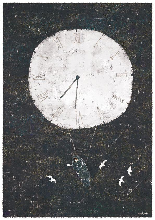 pockets of time. Akira Kusaka
