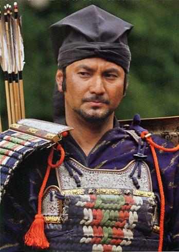 """Takahiro Fujimoto (Japanese acter).   Japanese miniseries """"Taira no Kiyomori""""   early from last years of Heian era in the Kamakura era."""