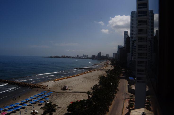 Cartagena Colombia, Boca Grande