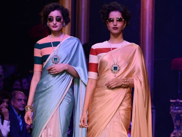 Looking for ideas to style your sarees with sunglasses or plain geek glasses, here are our tips and suggestions to make this work for you!