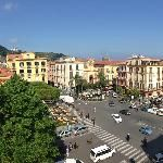 Piazza Tasso in Sorrento is full of bars and nightlife and is likely to be a great place to watch the game with other fans, according to travelers in the TripAdvisor travel forums. Find more best places to watch the World Cup in Italy: http://pin.it/-CuflI4