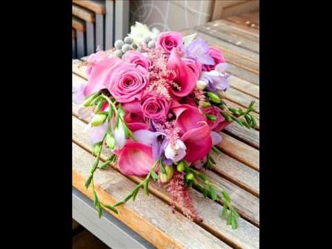 Ramos de novia entrefloresyplantas
