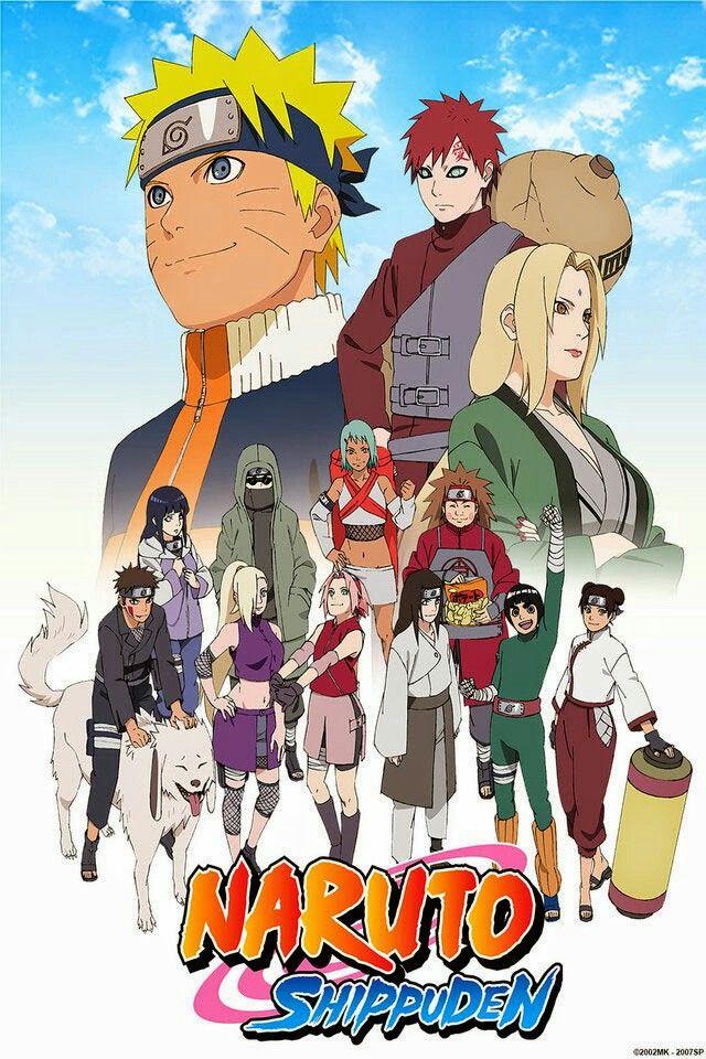 Poster do novo Arco Exame Chunin Naruto, Anime, Anime echii