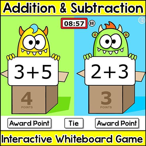 Team Building Games On Smartboard