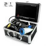 7 Color LCD 15M HD Underwater Video Camera Record System 700TV Lines Fishing Fish Finder