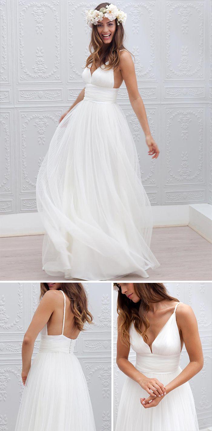 """Robe de mariée 2015 """"Iris"""", Marie Laporte"""