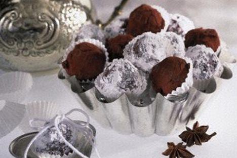 Cukroví můžete dát i jako dárek;lecker.de