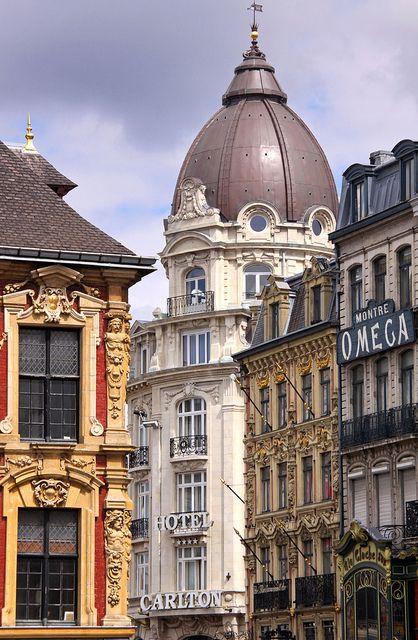 Lille, Nord-Pas-de-Calais, France