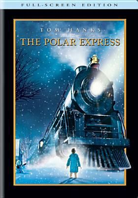The Polar Express  (DVD) : When a doubting young boy takes an extraordinary train ride to the North Pole, he embarks on a journey of self-discovery that shows him that the wonder of life never fades for those who believe.