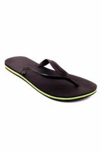 Promotie Papuci DUPA negri din PVC BKBRASIL9