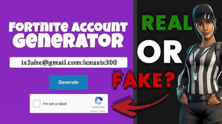 free fortnite accounts ps4 2021