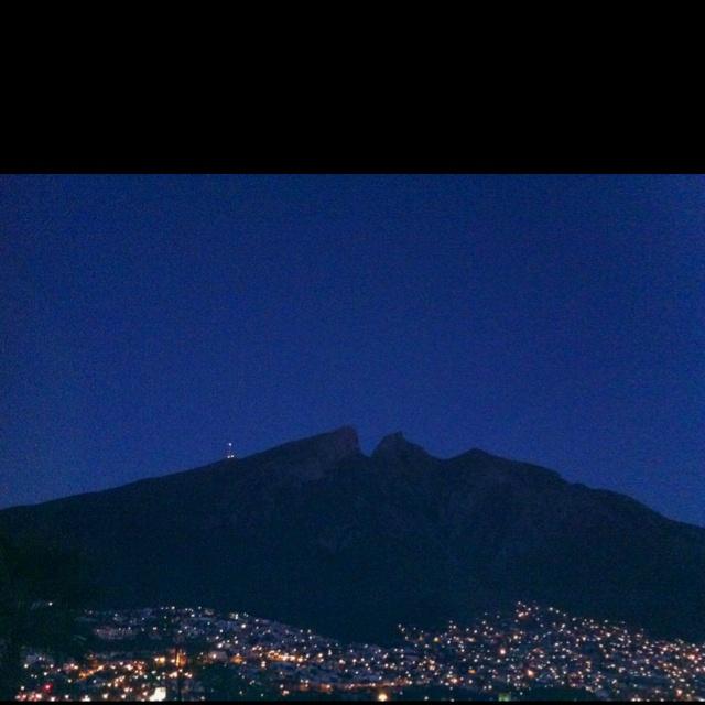 Desde el Cerro de la Silla