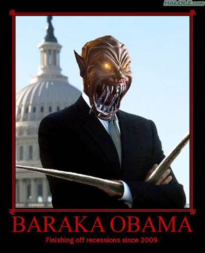 #Baraka #Obama - #MortalKombat