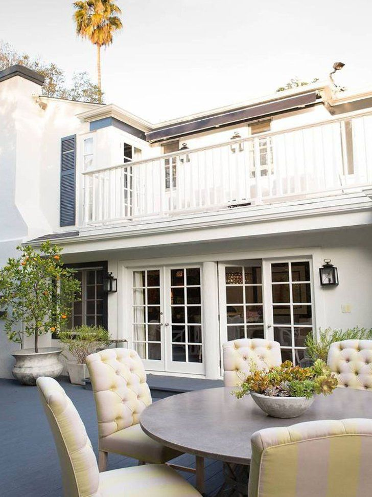 Pin for Later: Molly Sims Reveals Her Decor-Nerd Tendencies