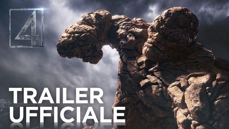 Fantastic 4 - I Fantastici Quattro | Trailer Ufficiale #2 [HD] | 20th Ce...