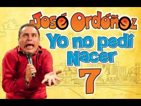 7 YO NO PEDI NACER. Los viejos. José Ordóñez.