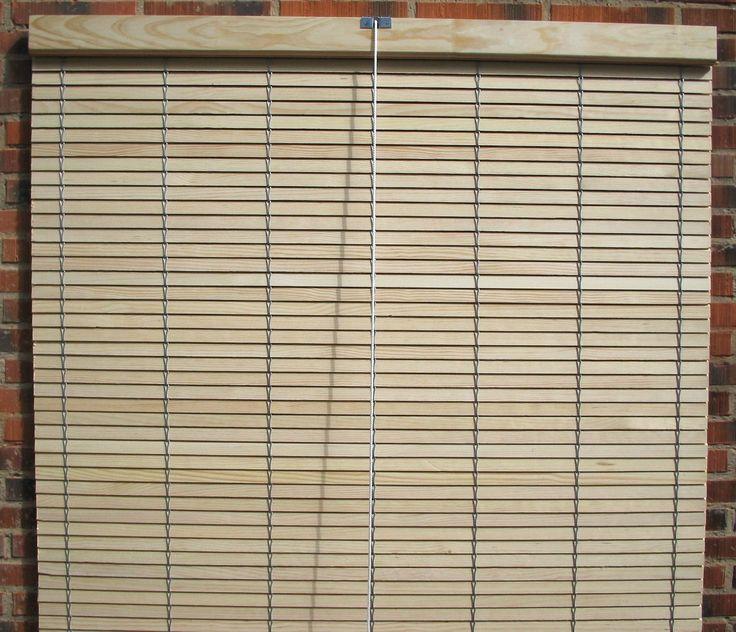 M s de 1000 ideas sobre persianas para ventanas en - Estores para balcones ...