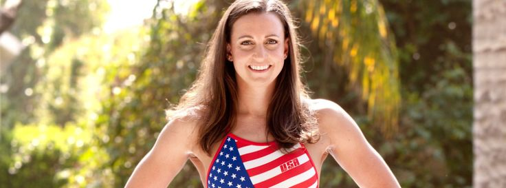 2008 was a breakout year for Rebecca. She won the Gold Medal and set a World Record in the 200m breaststroke at the Beijing Olympic Games by defeating the Australian favorite, Leisel Jones. Rebecca also took home 2 Silver Medals in the 100m breaststroke and the 4x100m medley relay.